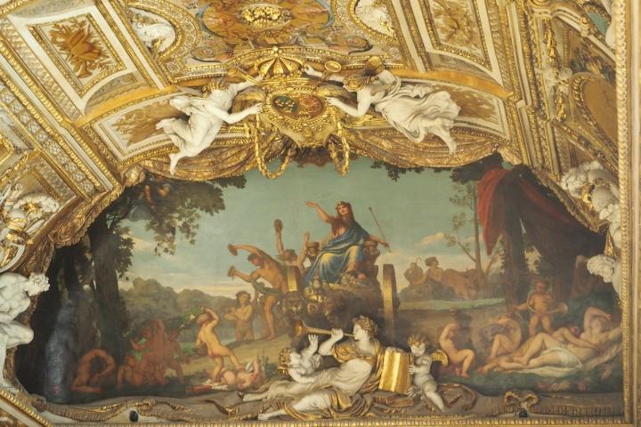 Majestic Artwork - The Louvre