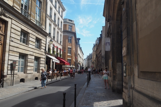 Le Marais (district of Paris)