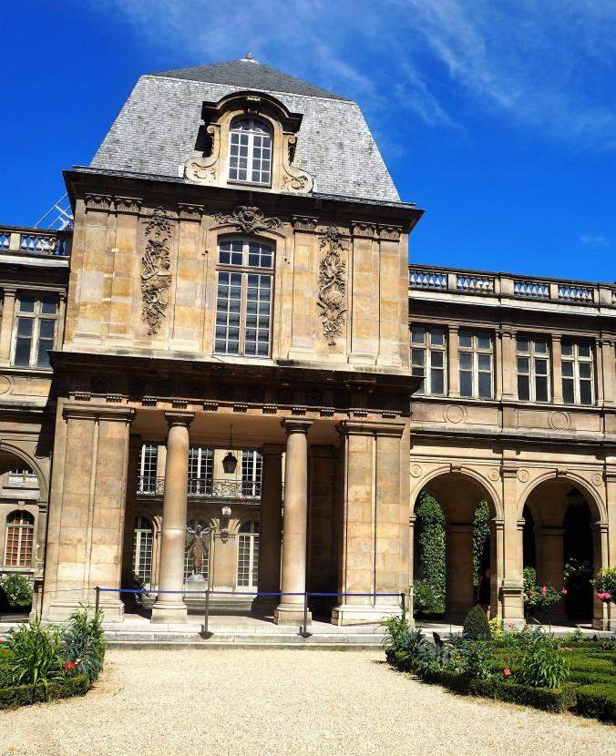 Le Marais (district of Paris)