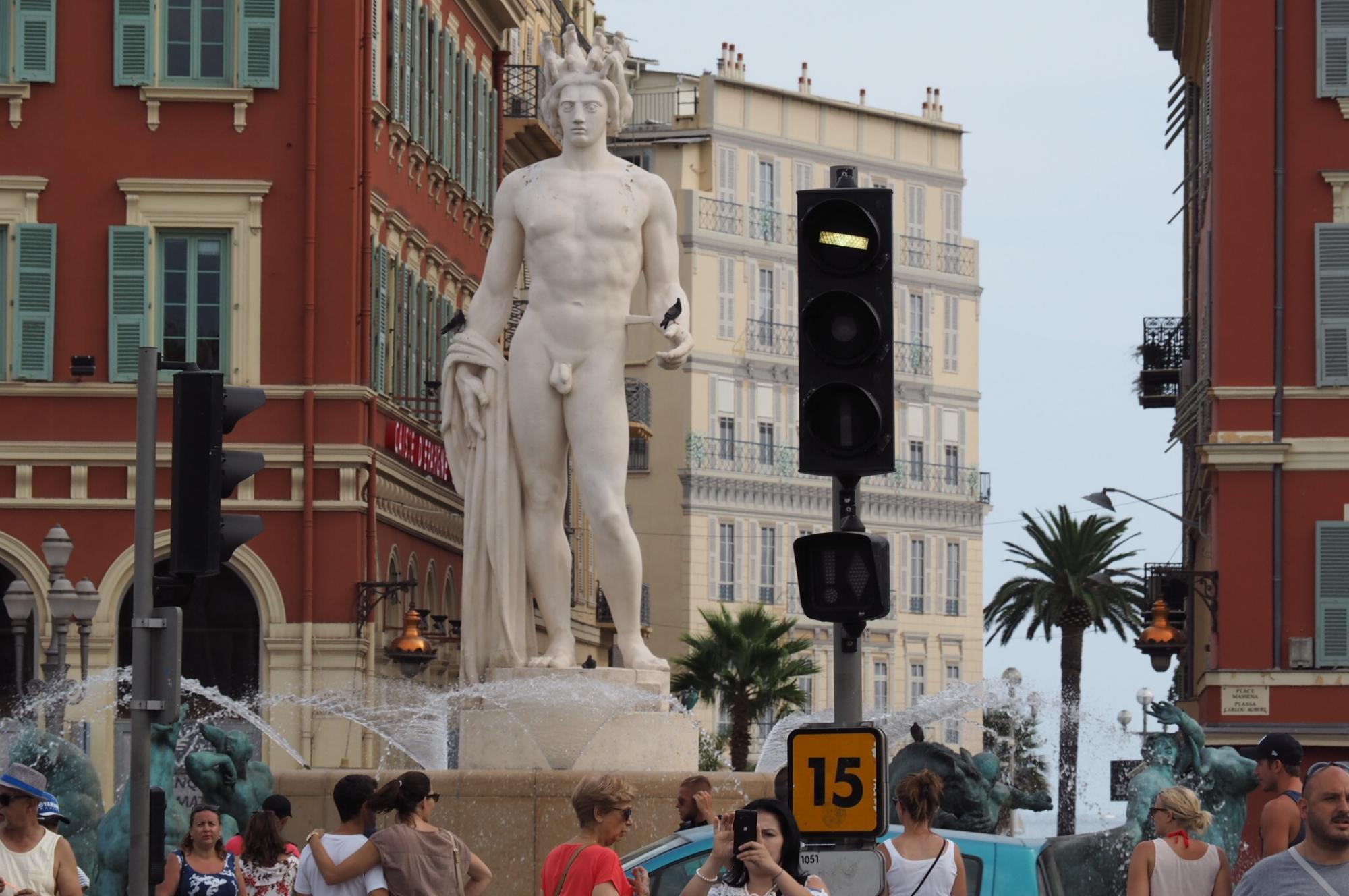 Apollo - The Sun Fountain