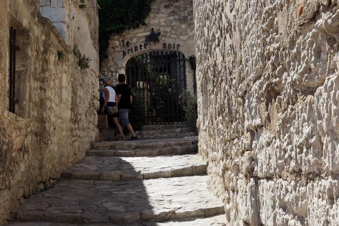 Little narrow laneways