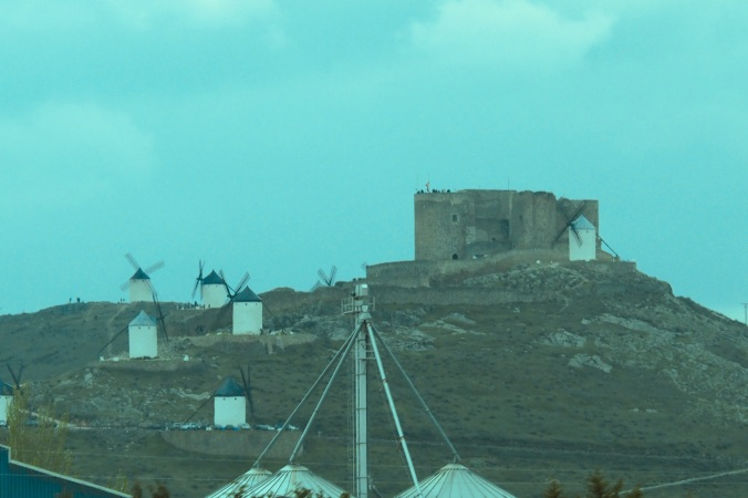 The Windmills of Consuegra