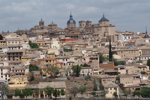 Closer look at Toledo Spain